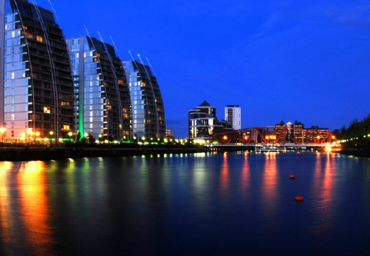 NV Buildings-Salford Quays